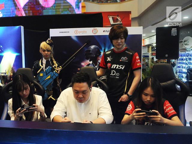 Berbagai Tipe Orang Yang Terdapat Dalam Komunitas Game Online
